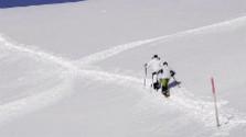 Horský záchranár o pohybe v zimných horách