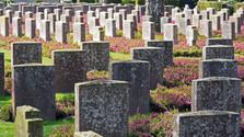 Prvovojnové cintoríny