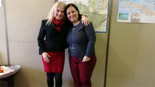 Ana Carolina Diz – descendiente de eslovacos emigrados a Argentina