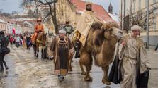 6 января - праздник Трех королей