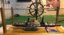 Výstava 100 rokov lodiarstva v Československu