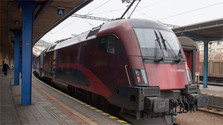 Der slowakischen Bahn fehlen Lokführer