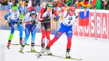 Fialková tercera en prueba correspondiente a Copa del Mundo de Biatlón