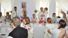 Tradičná svadba z Veľkého Klíža