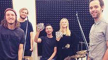 Walter Schnitzelsson majú nový album, naživo zahrali v Ráne na eFeMku