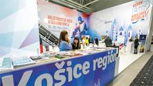 Visiting the Bratislava tourism fair