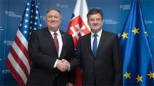 Lajčák seguirá hablando con EE UU sobre cooperación en defensa