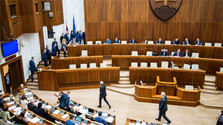 Rozprava k ústavným sudcom