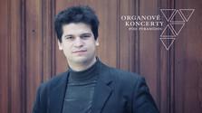 Organový koncert pod pyramídou: András Gábor Virágh (HU)