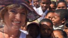 Anežka Boriová – Jendeková, filandropka pôsobiaca na Madagaskare