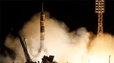 Fifteen astronauts mark Slovak colleague's anniversary in Bratislava
