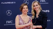 Cenu Laureus World Sport Award získala Slovenka