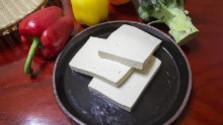 Mrkvovo-tofu nátierka