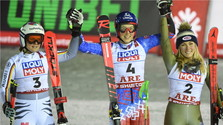 Petra Vlhová gewinnt WM-Gold im Riesenslalom