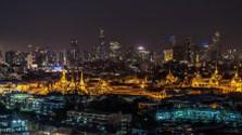 Metropoly sveta - Bangkok