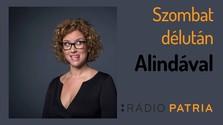 Szabó András Péterrel beszélget Veiszer Alinda