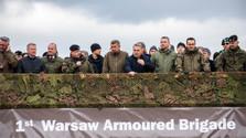 Oslavy NATO vo Varšave