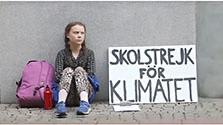 Protesty žiakov za udržateľnú klímu