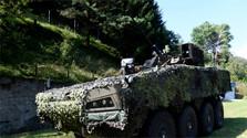 Armádu posilní nová vojenská technika