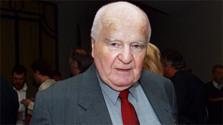 L'art et la francophonie ont perdu un grand homme, Albert Marenčin