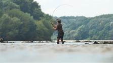 Vom Fischen zwischen Donau und Waag