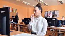 Semana de exámenes finales para los alumnos de educación secundaria