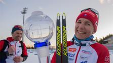 Biathlon: Anastasiya Kuzminova remporte le sprint d'Oslo