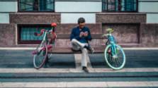 Chýbajúce stojany na bicykle v hlavnom meste