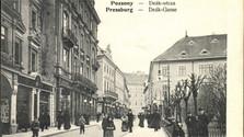 El nombre de Bratislava cumple 100 años
