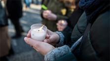 Sviečková manifestácia sa stala Dňom zápasu za ľudské práva