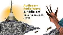 Horský Audioport 2019: Spoločné vysielanie Rádia_FM a Radia Wave z vysielača Ještěd