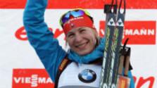 Anastasia Kuzminová včera triumfovala