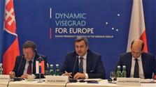 Jefes de Parlamento tratan hoy en Pieštany sobre la Unión Europea