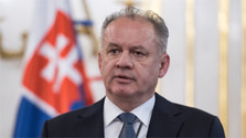 El Constitucional cancela la multa al ex presidente Kiska
