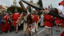 Živá krížová cesta
