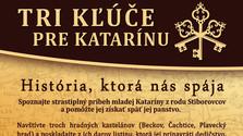 Beckov, Čachtice y Plavecký hrad - la historia común de tres castillos