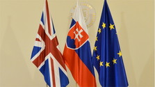 UK national in Slovakia during Brexit?