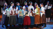 Folklore de todo el mundo en las ondas de Radio Eslovaquia