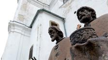 Sur les pas des saints Cyrille et Méthode