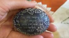 Výstava Vandrovalo vajce...