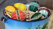 Slovaks enjoy the peculiar Easter traditions, also women
