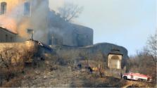 Protection contre des incendies des monuments culturels en Slovaquie