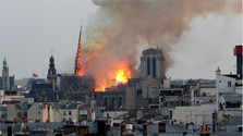 Slovaks saddened by Notre-Dame fire