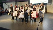 Slávnostný program k 60. výročiu folklórneho festivalu v Gombaseku