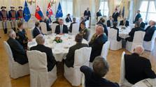 """""""La UE es nuestra única opción"""", afirma Kiska"""