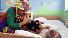 Rote Nasen-Clowndoctors: Lachen als Therapie