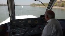 Se inaugura la temporada de navegación en el Danubio