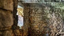 Zabudnutý kláštor neďaleko Podhájskej