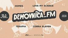 Jarnýdemovnicový koncert Rádia_FM v KC Dunaj