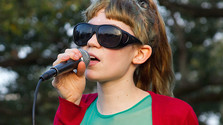 Tisíc hrmených: Grimes chce byť prvou žijúcou hudobníčkou vystupujúcou ako hologram